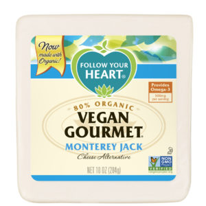 Gourmet Monterey Jack Made w/ Organic (Blocks)