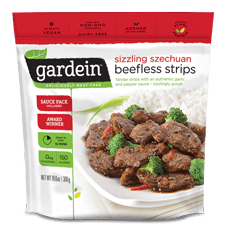 Beefless Strips