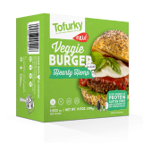Hearty Hemp Burger